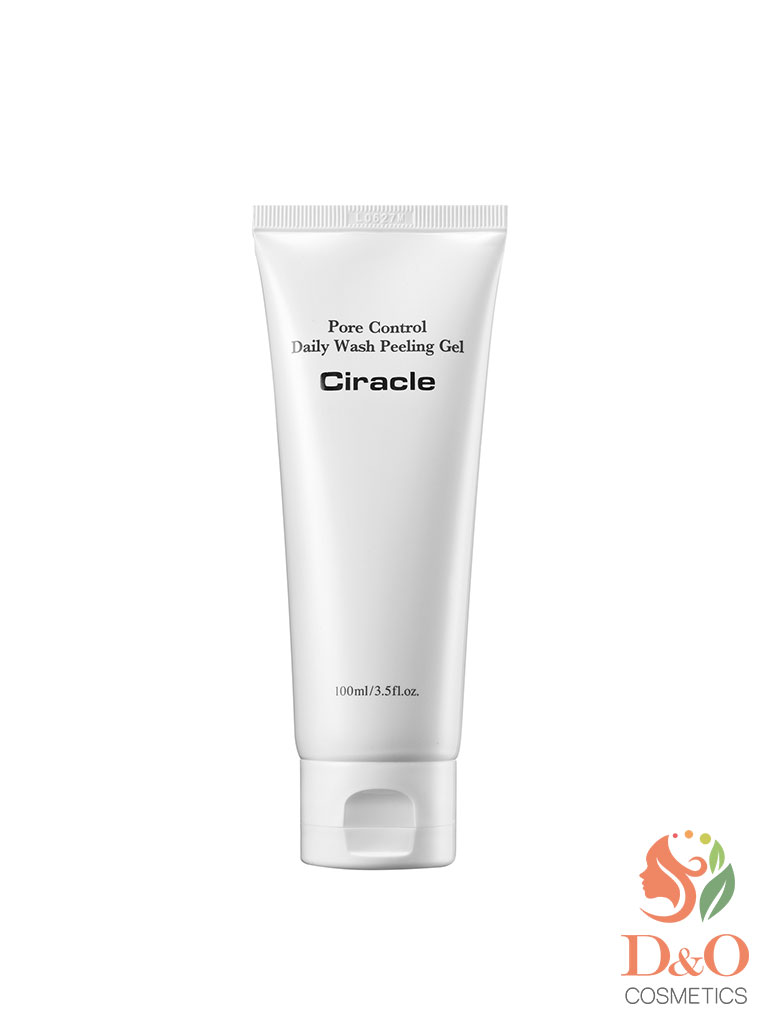 Пилинг-гель для лица. Ciracle Daily Wash Peeling Gel 100 мл.