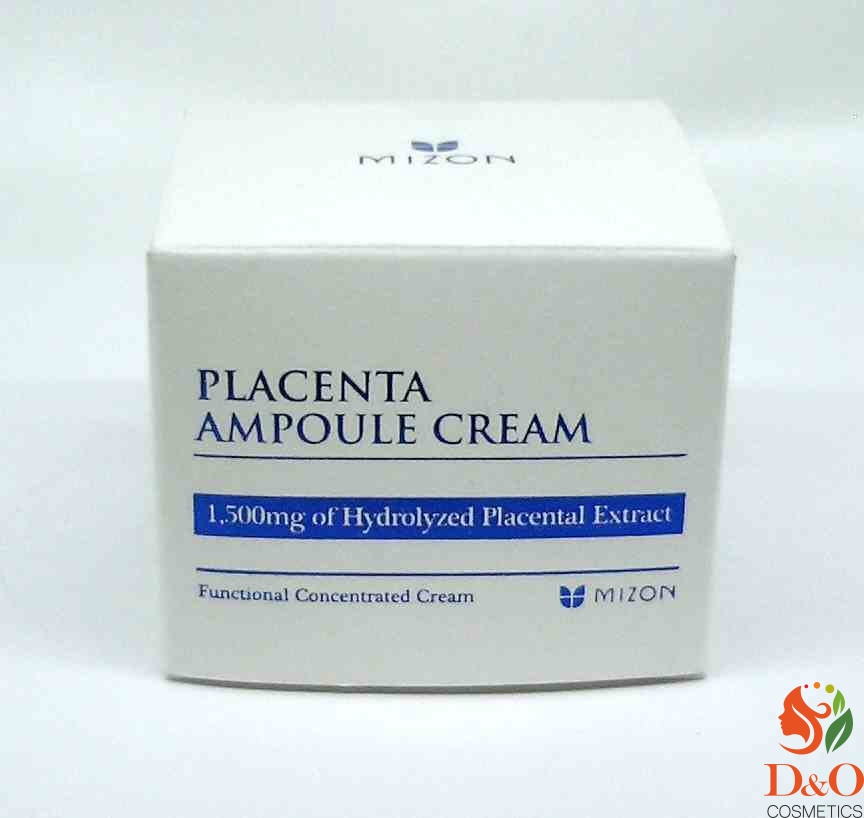 Крем плацентарный. PLACENTA AMPOULE CREAM 50 мл.
