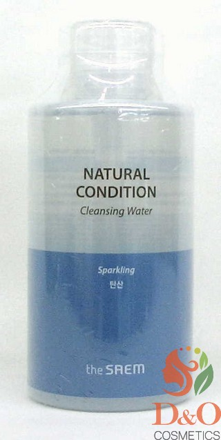 СМ Natural Condition Вода мицеллярная Natural Condition Sparkling Cleansing Water, 500мл.