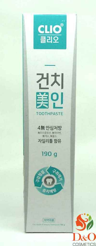 Зубная паста Geonchi Beauty Toothpaste 190g*1